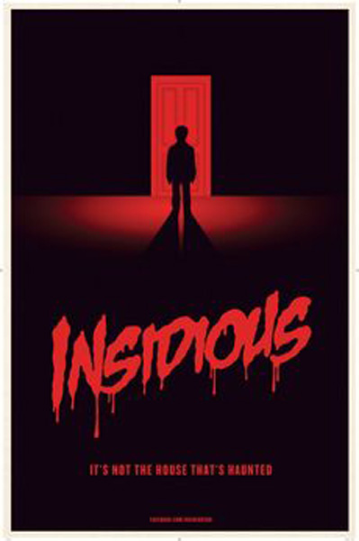 [Poster for Insidious ]