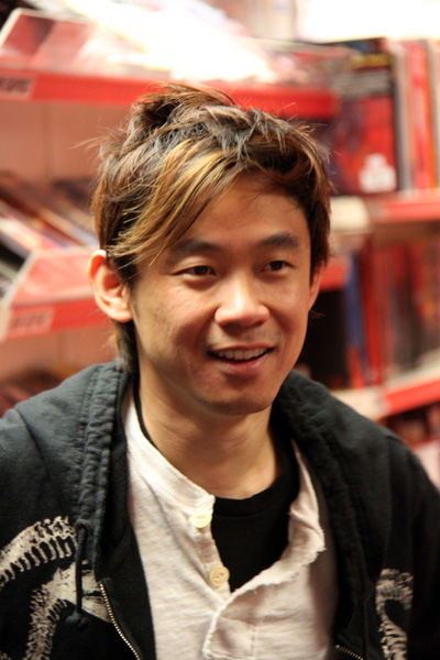 [James Wan at FP Birmingham ]