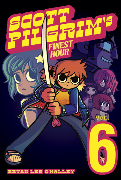 [Scott Pilgrim's Finest Hour - Lives up to its name]