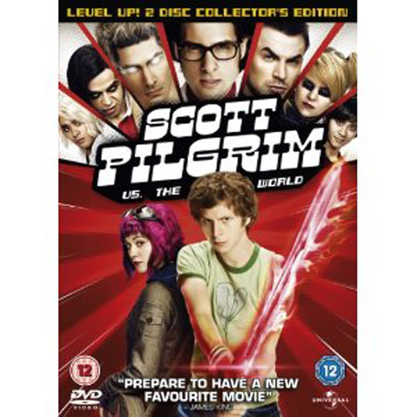 [Scott Pilgrim - the Movie ]