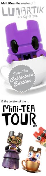 [Mini-Tea Tour ]