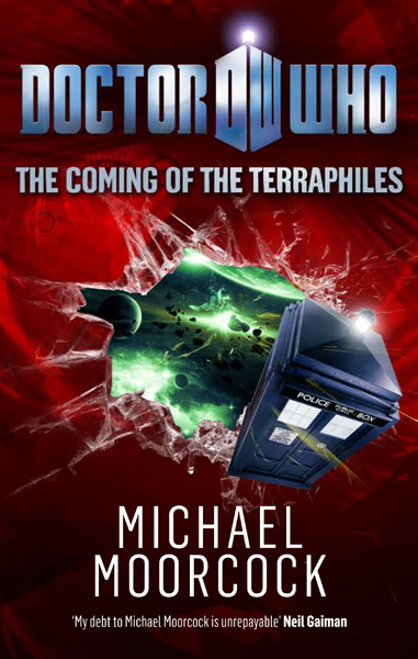 [The Coming of the Terraphiles, by Michael Moorcock]