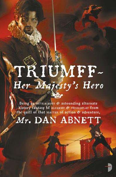 [Triumff by Dan Abnett ]