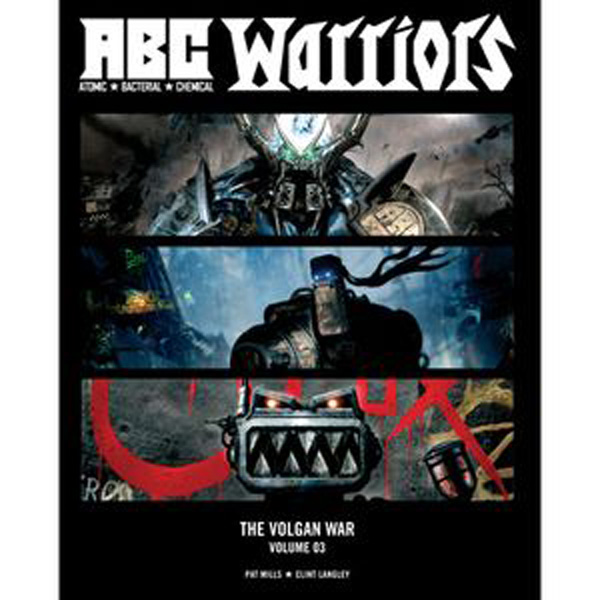 [ABC Warriors: The Volgan War Volume 3 ]