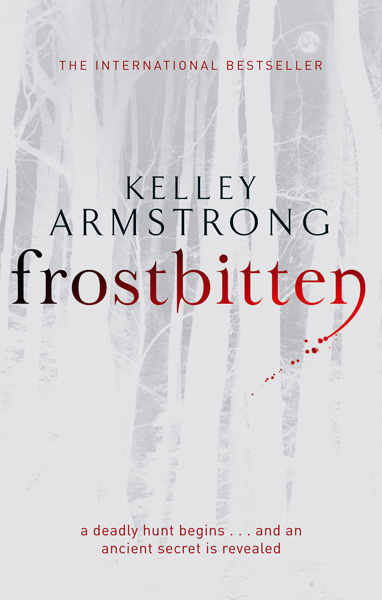 [Frostbitten, by Kelley Armstrong ]