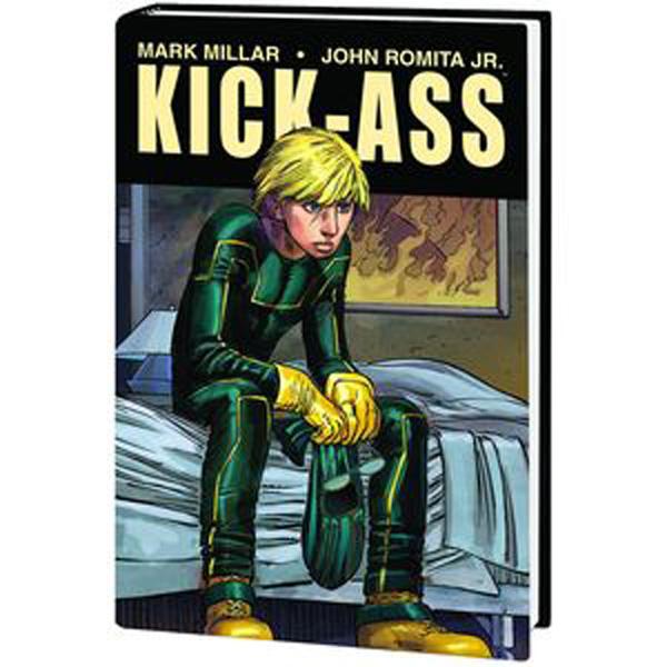 [Kick-Ass by Mark Millar and John Romita Jr - Varient Cover ]