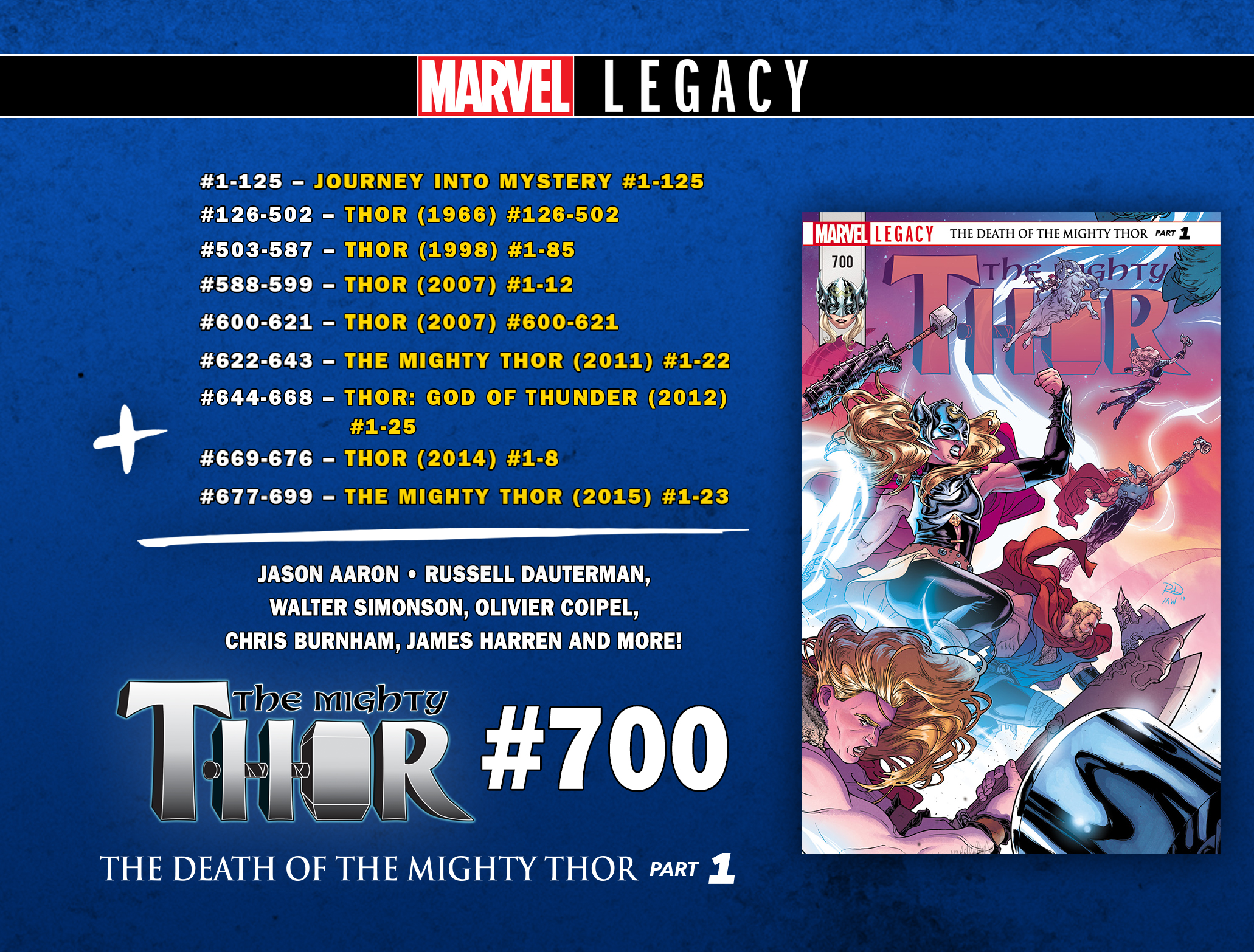 Thor #700