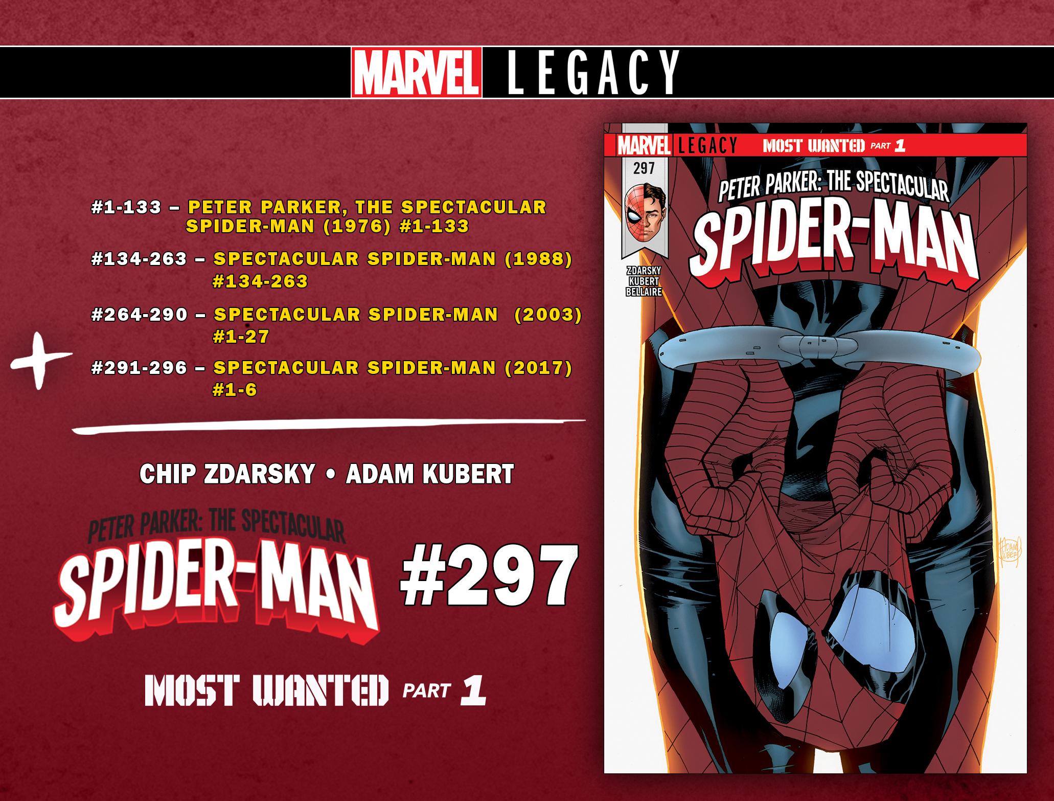 Spider-Man #297